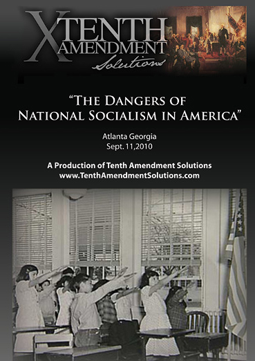 DVD Dangers of National Socialism in America