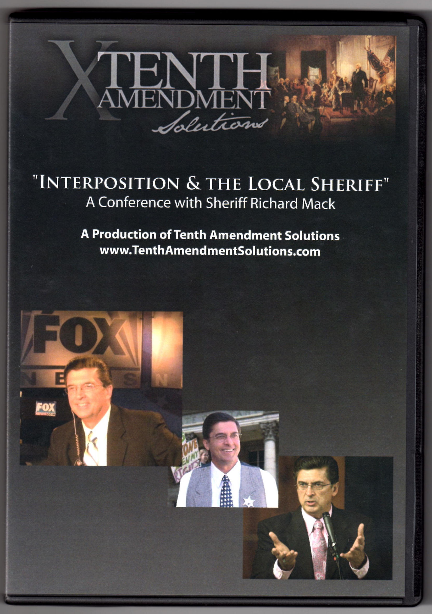 DVD Interposition & The Local Sheriff